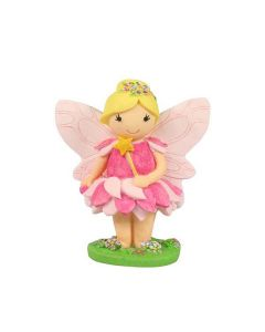 Cake Star Topper - Pink Fairy