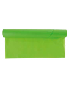 """21"""" Green Piping Bags on a roll (12 bags)"""