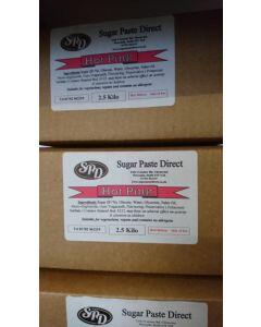 Hot Pink Sugar Paste Direct (SPD) 2.5kg