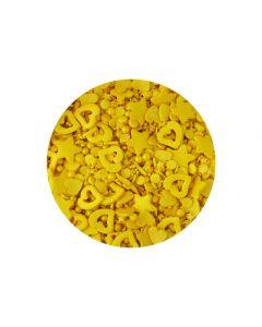 Sprinkletti: Gold Edible Sprinkles - 100g