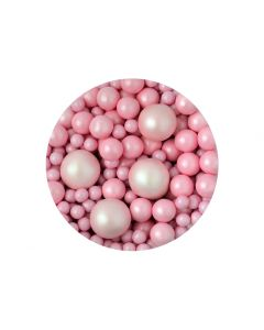 Sprinkletti Bubbles: Glimmer Baby Pink - 100g