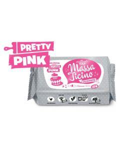 Massa Ticino Pretty Pink Sugar Paste 250g