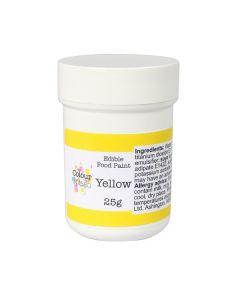 Colour Splash Edible Paint - Matt Yellow