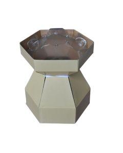 Cupcake Bouquet Box -Vanilla Cream