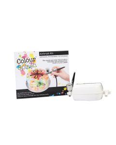 Colour Splash Airbrush Kit - UK Plug