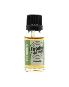 Foodie Flavours Pistachio Natural Flavouring 15ml