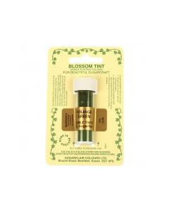 Sugarflair Blossom Tint Dust Foliage Green (7ml)