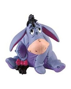 Walt Disney - Winnie the Pooh - Eeyore - Figurine - 55mm
