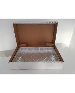 Tray Bake Foil and Box (Single)