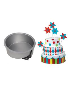 "PME Topsy Turvy Cake Tin - 8"""
