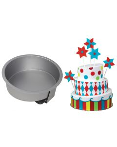 "PME Topsy Turvy Cake Tin - 10"""