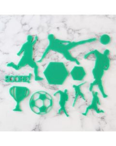 SWEET STAMP     Score! Soccer Embossing Elements