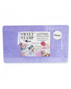 SWEET STAMP   Classic Edition Embossing Set