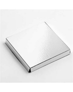 Silver Box Platform 120x120mm (single)