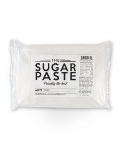 The Sugar Paste - New Recipe White 1kg