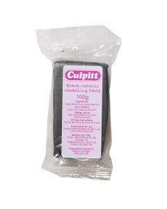 Culpitt Black Metallic Modelling Paste