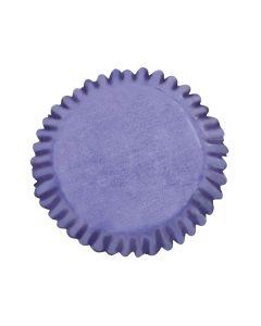 Violet Baking Cases - 50