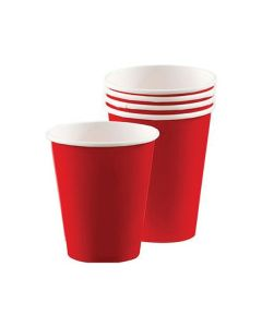 Red Party Cups - Paper