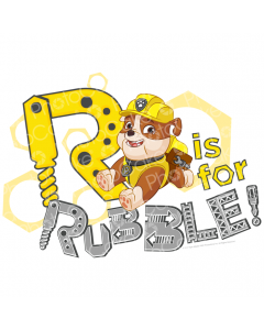 PAW Patrol - R for Rubble - Image