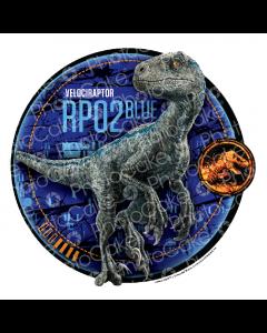 Jurassic World - Blue - Image