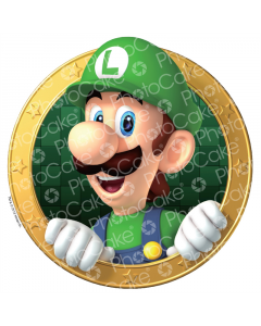 Super Mario - Luigi Okie Dokie - Image