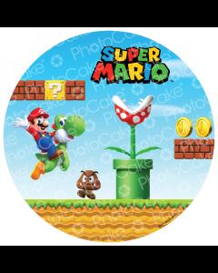 Super Mario - Mushroom Kingdom - Image