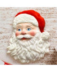 Katy Sue Santa Head Mould