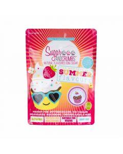Sugar & Crumbs - Natural Flavoured Icing Sugar - Strawberries & Cream