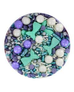 Purple Cupcakes - Mystical Mermaid Sprinkle Mix 90g