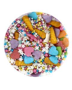 Purple Cupcakes Unicorn Dream Sprinkle Mix 90g