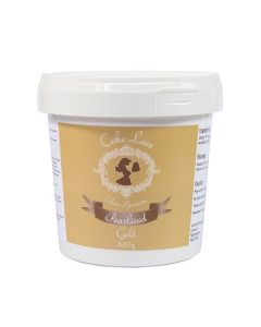 Cake Lace - Gold Cake Lace 500g