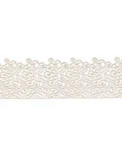 House Of Cake Edible Floral Cake Lace - Pearl