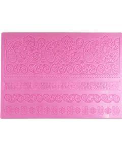Pretty Paisley Cake Lace Mat