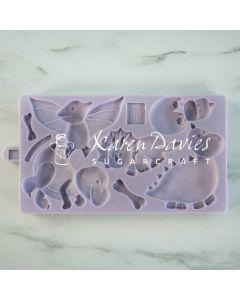 Karen Davis Dinosaur Cookie Mould