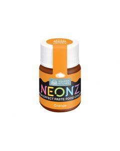 Squires Kitchen: Neonz Paste- Orange