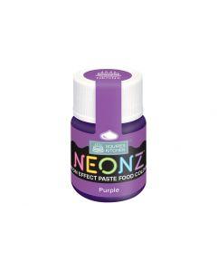 Squires Kitchen: Neonz Paste- Purple