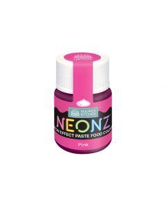 Squires Kitchen: Neonz Paste- Pink