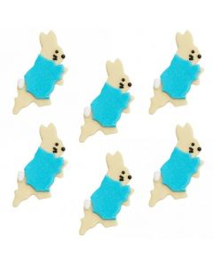 Anniversary House- Peter Rabbit Edible Sugar Toppers x 6