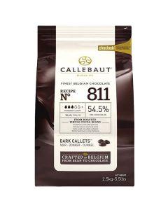 Callebaut Belgian Chocolate - Dark - 2.5kg