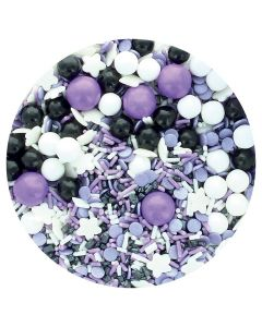 Purple-  Galaxy Sprinkle Mix - (100g)
