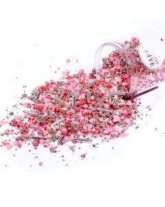 Happy Sprinkles 'Be Mine' Edible Sprinkles 90g
