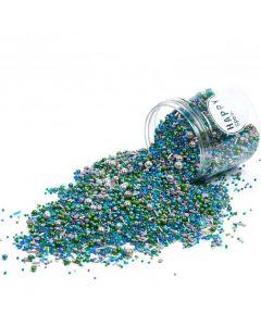 Happy Sprinkles 'Mermaid Secret' Edible Sprinkles 90g