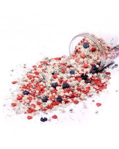 Happy Sprinkles 'Nordliebe' Edible Sprinkles 90g