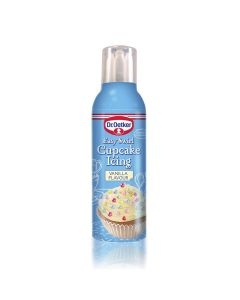 Dr. Oetker Easy Swirl Cupcake Icing - Vanilla - Single