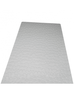 BWB Small Heart Texture Sheet Chocolate Mould