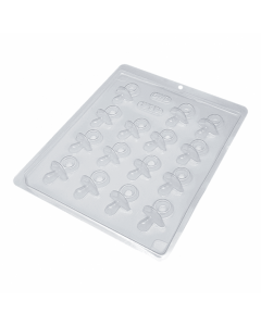 BWB Baby Pacifier Chocolate Mould