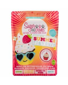 Sugar & Crumbs Cherry Bakewell 500g