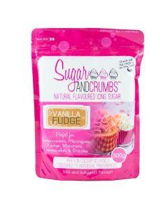 Sugar And Crumbs Natural Vanilla Fudge Icing Sugar 500g