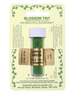 Sugarflair Blossom Tint Dust Apple Green (7ml)