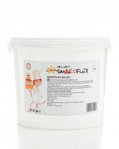 SmartFlex White Velvet Sugarpaste 7kg